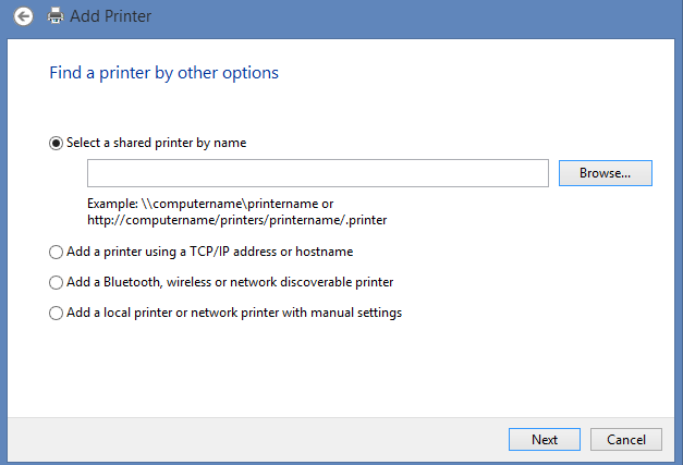 How to Install Shared Printer in Client Computer on LAN