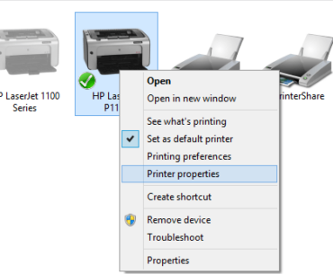 printer properties0 | How to Share Printer for Computers on LAN