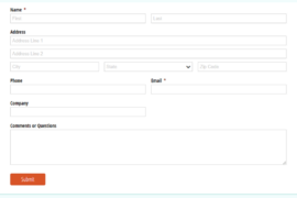 List of Best 10 Online Contact Forms for Free to Use