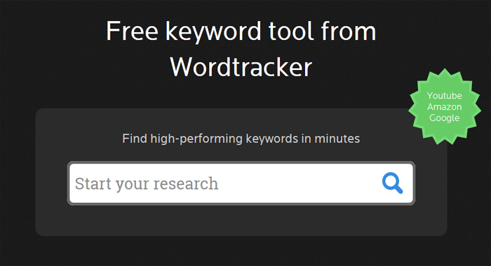 WordTracker - Premium SEM SEO and Keyword Research Tool