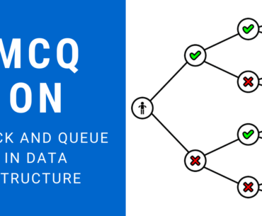 MCQ on Stack and Queue in Data Structure