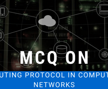 MCQ on Routing Protocol in Computer Networks