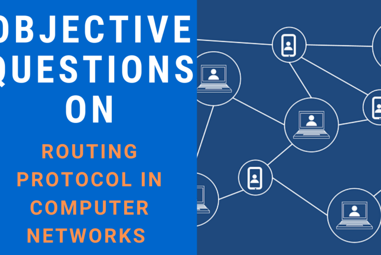 Objective Questions on Routing Protocol