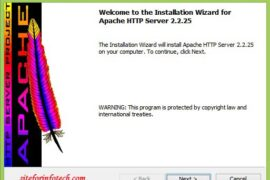 How To Install The Apache Server On Windows