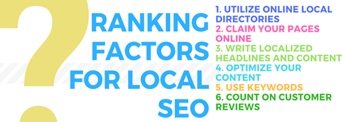 Ranking Factors That Are Useful For Local Business SEO