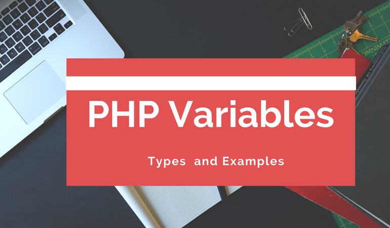 Different Types of PHP Variables