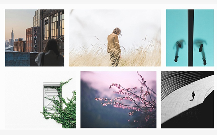 Charming and Clean Siena – Aesthetic Photography Portfolio WordPress Theme