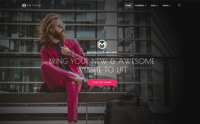 Life Coach WordPress Theme-Multi-Concept WordPress Theme
