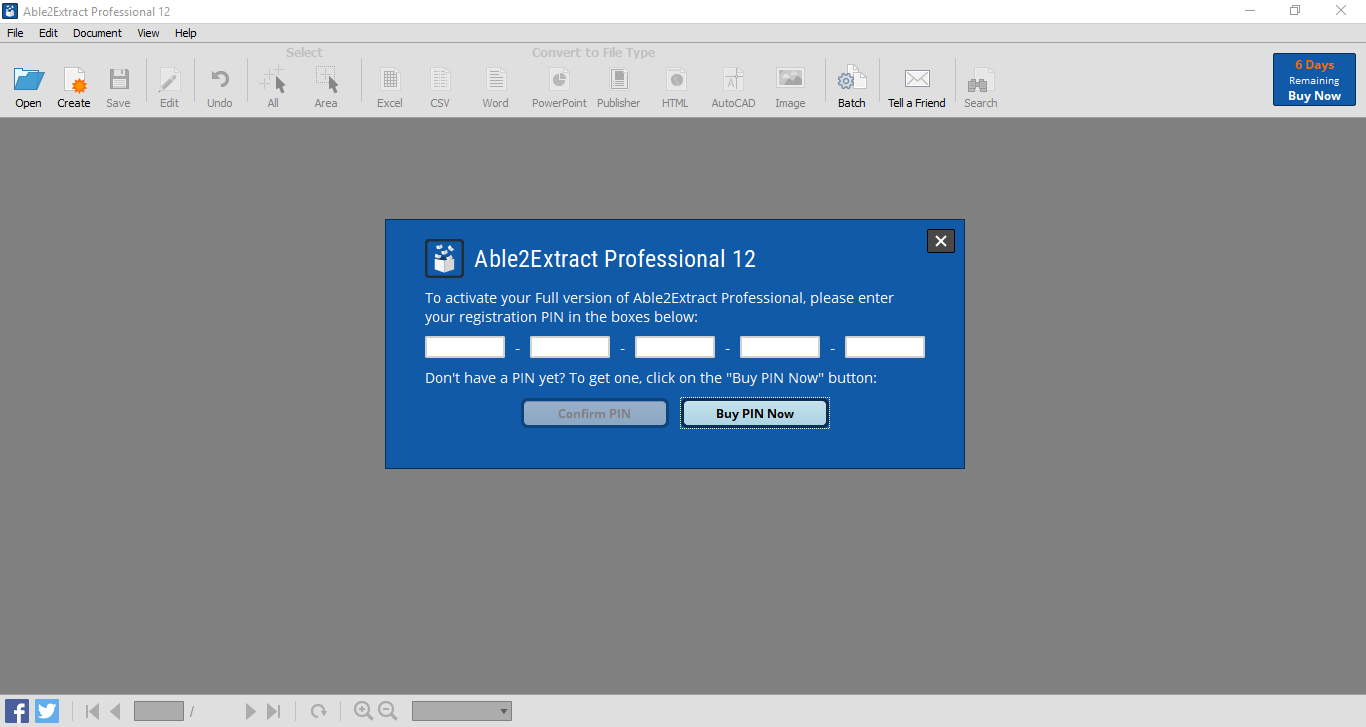 Activating the software - Which is the Best PDF Conversion Tool for Professionals