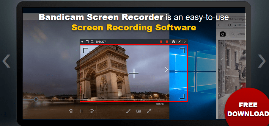 Bandicam - Screen Recording Software