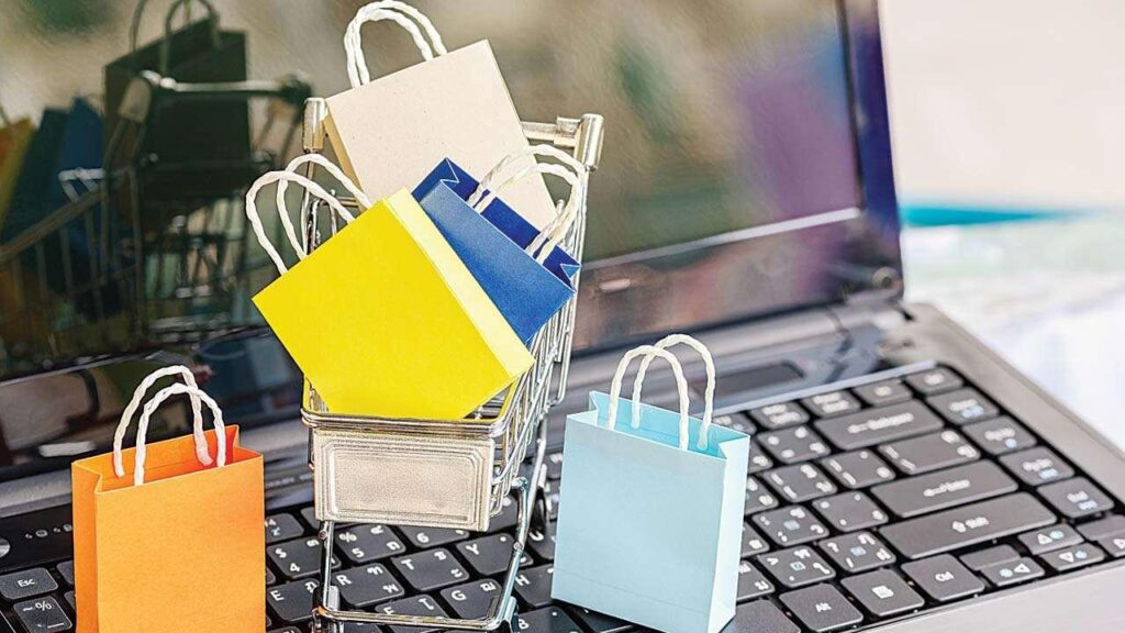 Disk space for e-commerce