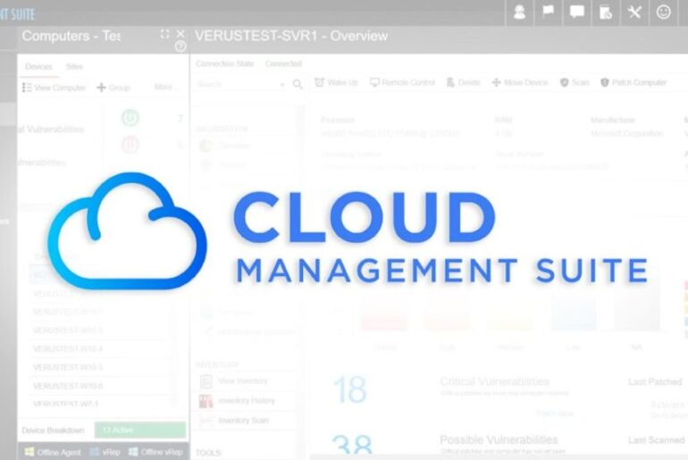 IT Management Software Cloud Management Suite Review