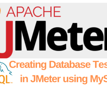 Create Database Test Plan in JMeter using MySQL