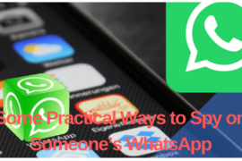 Some Practical Ways to Spy on Someone's WhatsApp