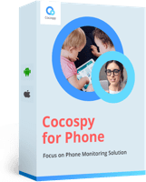Cocospy for iPhone
