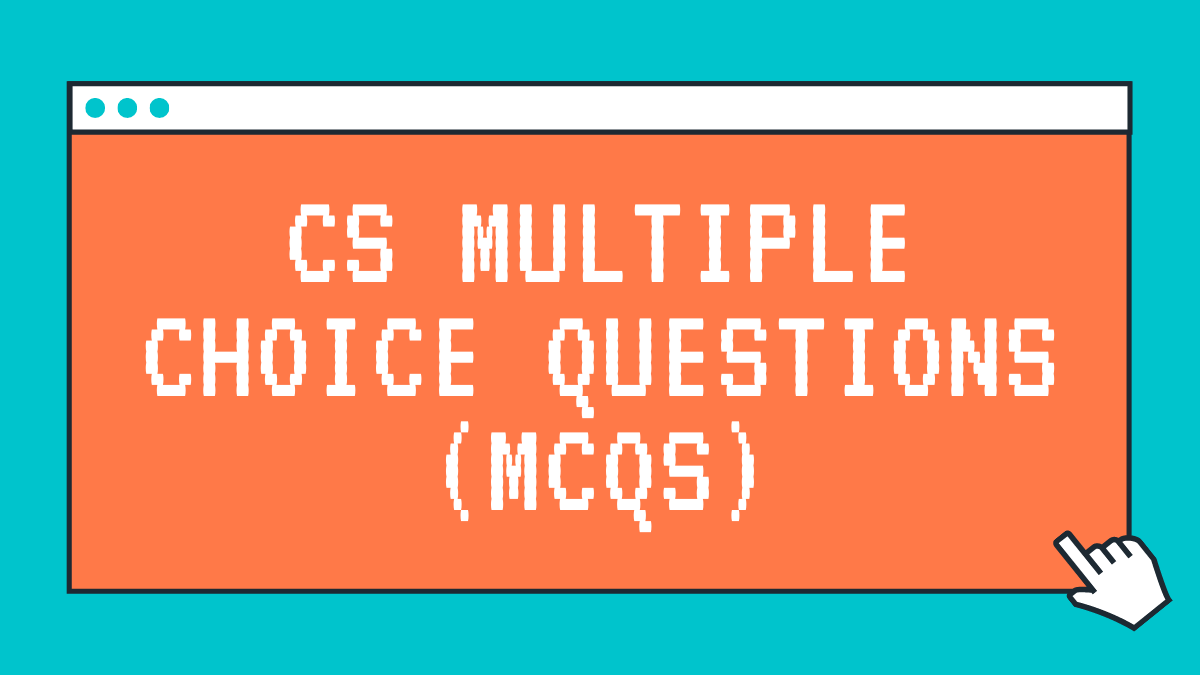 1000 S Best Cs Multiple Choice Questions Infotechsite