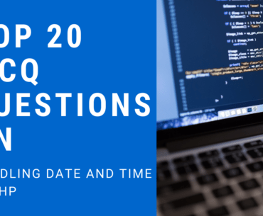 Top 20 MCQ Questions on Handling Date and Time in PHP