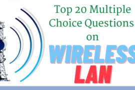 Multiple-Choice Questions on Wireless LAN